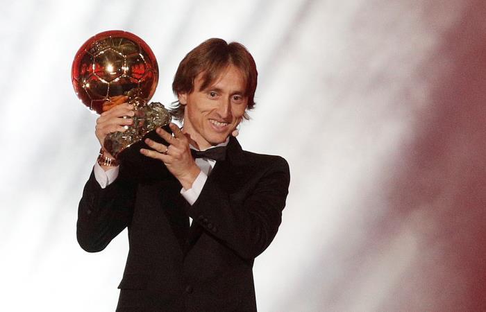 [VIDEO] Luka Modric gana el Balón de Oro y corta la hegemonía de Cristiano y Messi