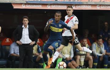 ¡Buenas noticias! Cardona, Barrios y Villa en la nómina de Boca Juniors