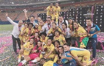 Si habrá liga femenina en Colombia para 2019