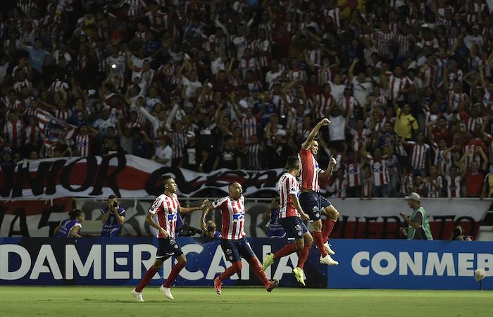 Copa Sudamericana: Sigue EN VIVO el partido Junior vs. Paranaense