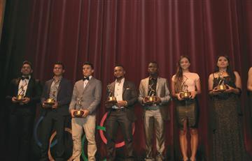 'Lo Mejor de lo Nuestro' premia a los mejores deportistas
