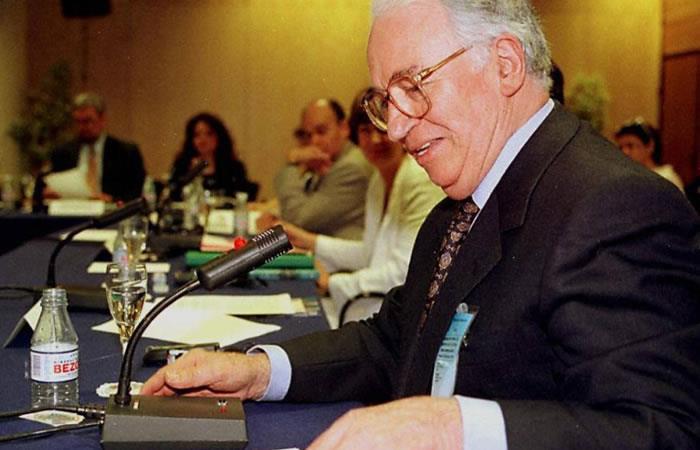 Fallece el expresidente Belisario Betancur