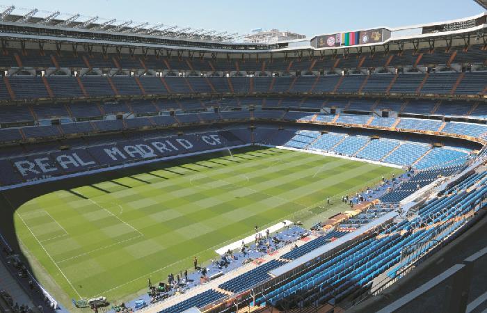 Las grandes finales que se han jugado en el Santiago Bernabéu