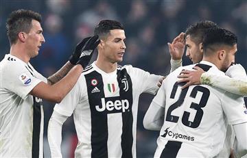 Serie A: [VIDEO] Juventus, sin Cuadrado, se llevó el partido ante Inter de Milán