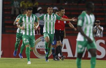 Atlético Nacional, vetado para hacer contrataciones en 2019