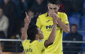[VIDEO] Carlos Bacca hace doblete en 5 minutos e iguala a Falcao en importante cifra