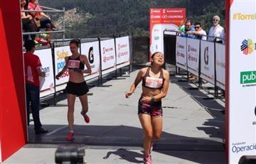 Carrera de ascenso a Torre Colpatria estrenó formato, pero no ganadores