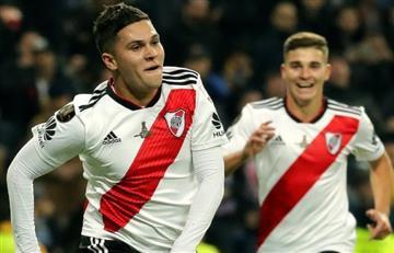 ¡Con gol colombiano! River Plate se consagra frente a Boca y alza la Libertadores