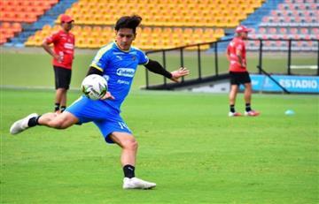 Germán Cano iguala récord para el fútbol colombiano y va por más en Medellín