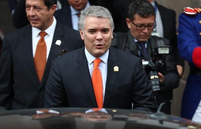 ¿Otro Santos?: Fernando Londoño criticó al presidente Iván Duque