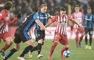 Champions League: Atlético de Madrid con Santiago Arias se clasificó a octavos de final