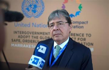 Colombia frente al primer Pacto Migratorio Mundial de ONU