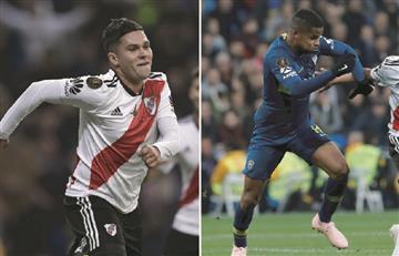 Copa Libertadores: Juan Fernando Quintero y Wilmar Barrios en el once ideal