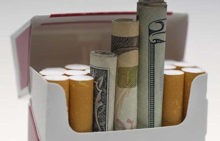 Elevar impuesto a cigarrillos recaudaría 1,2 billones de pesos