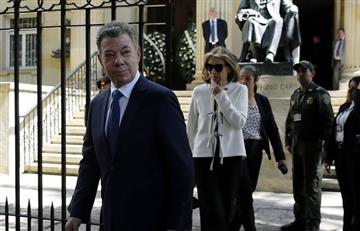 Expresidente Santos defenderá la paz con su fundación