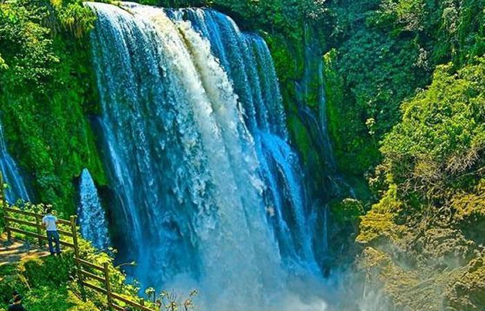 7 cascadas colombianas que debes conocer