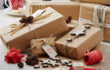 Increíbles ideas de envolturas para regalos