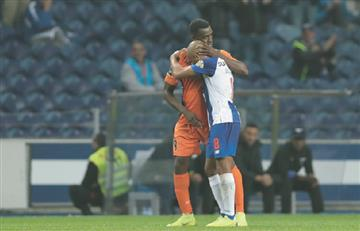 'Cha cha chá' puso de pie a los hinchas de Porto
