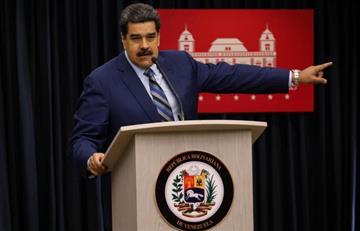 """""""Les vamos a dar una lección que no van a olvidar"""": Nicolás Maduro a Gobierno colombiano"""