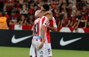 ¡Lágrimas y desazón! [VIDEO] Junior es subcampeón de la Sudamericana