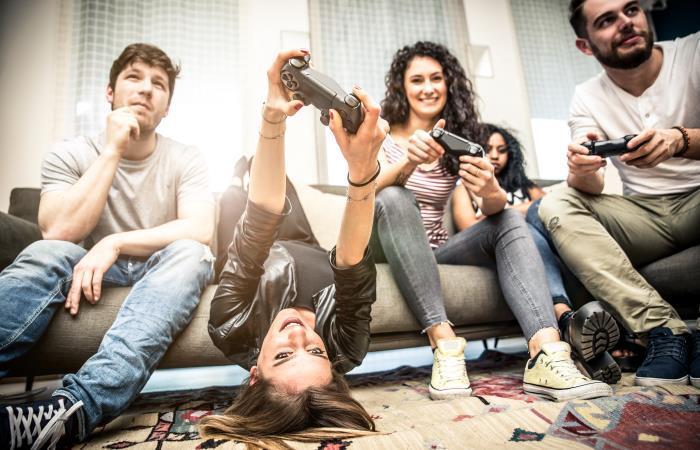 Juegos para disfrutar en familia. Foto: Shutterstock