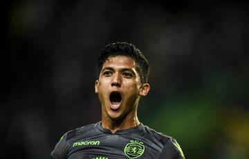 Europa League: [VIDEO] Fredy Montero anota y clasifica al Sporting de Lisboa