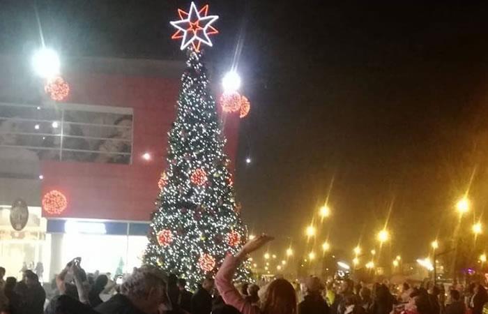 Los centros comerciales mejor decorados en Navidad