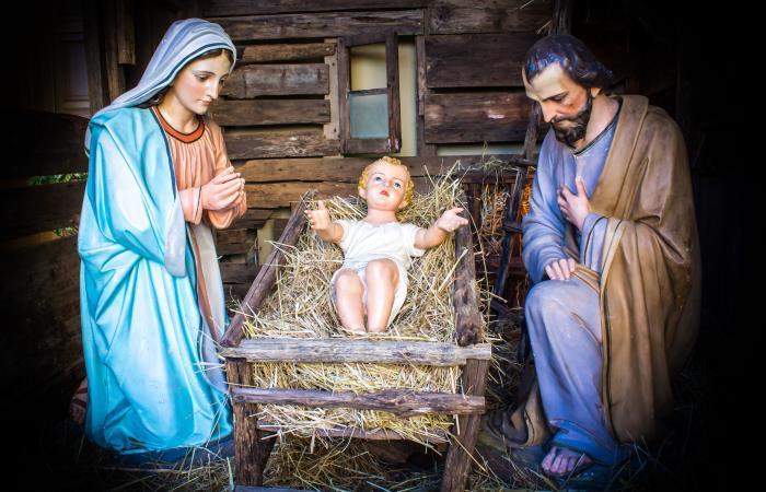 Según el catolicismo, el Niño Jesús nació un 25 de diciembre. Foto: Shutterstock