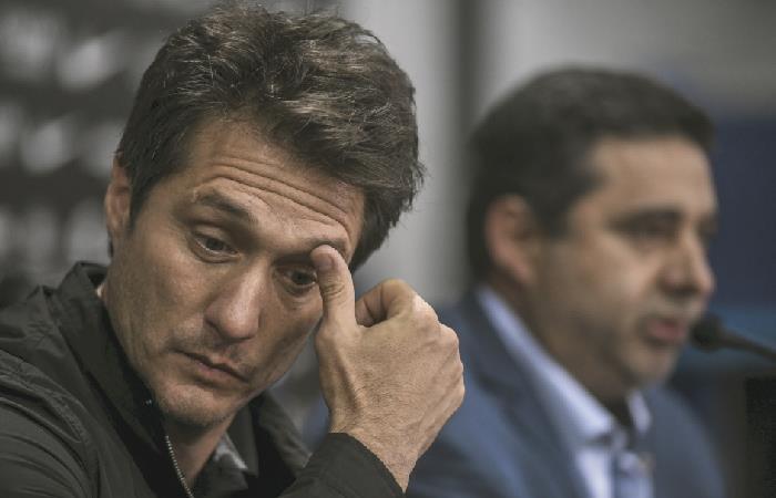 Boca Juniors anunció la salida de Guillermo Barros Schelotto