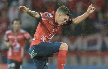 "'Juanfer' Quintero alienta al DIM ""vamos con toda rojito"""
