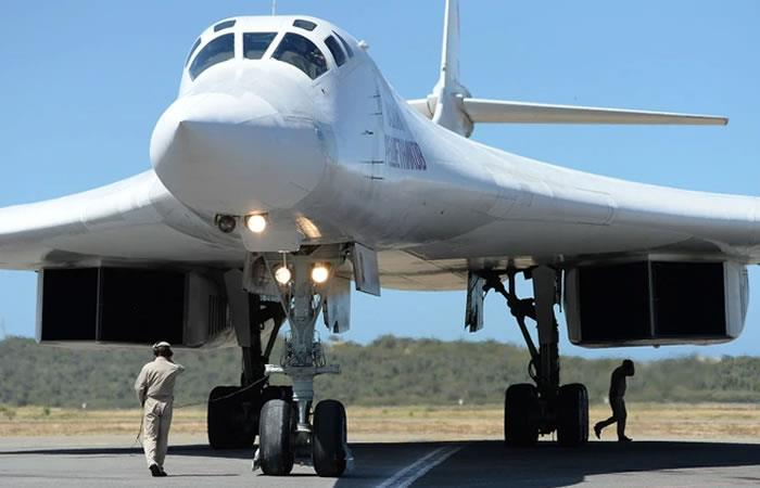 Rusia afirma que sus aviones enviados a Venezuela no portaban armas nucleares
