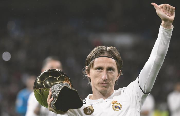 Real Madrid: Luka Modric criticó a Messi y Cristiano Ronaldo