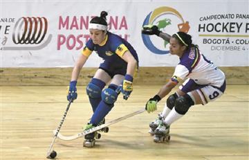 Triple bronce para Colombia en hockey de patín Panamericano