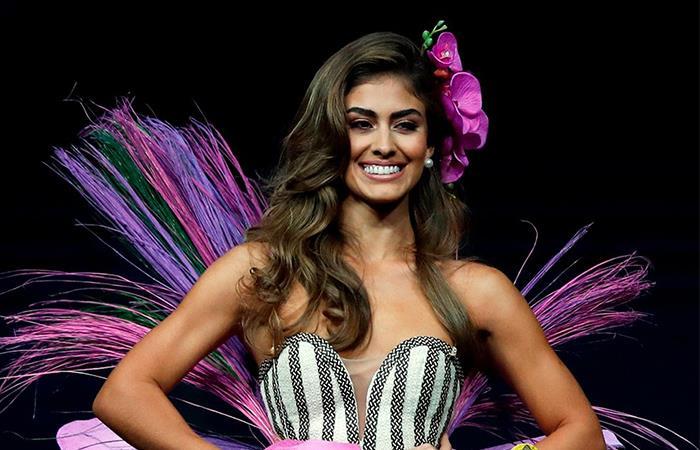 Valeria Morales intentará traer la tercera corona de Miss Universo a Colombia. Foto: Twitter
