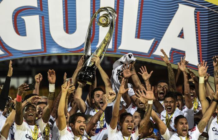 Así quedaron los cupos a copas internacionales para equipos colombianos