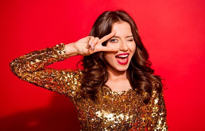 Sé la mejor vestida para esta época decembrina. Foto: Shutterstock.