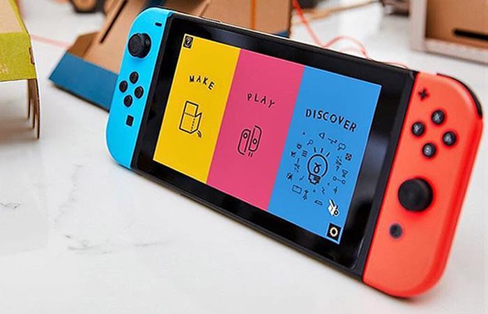 La nueva versión de Nintendo Switch llegará en 2019: Novedades que se esperan
