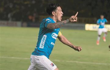 Liga Águilla ll: Germán Cano rompió la marca de Miguel Borja [VIDEO]