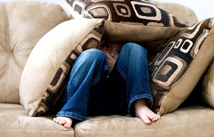 Miedos infantiles: actividades que ayudan a superarlos