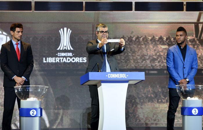Copa Libertadores: Así quedaron las llaves y los grupos de los equipos colombianos