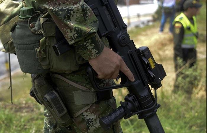¿Otra masacre en Colombia?