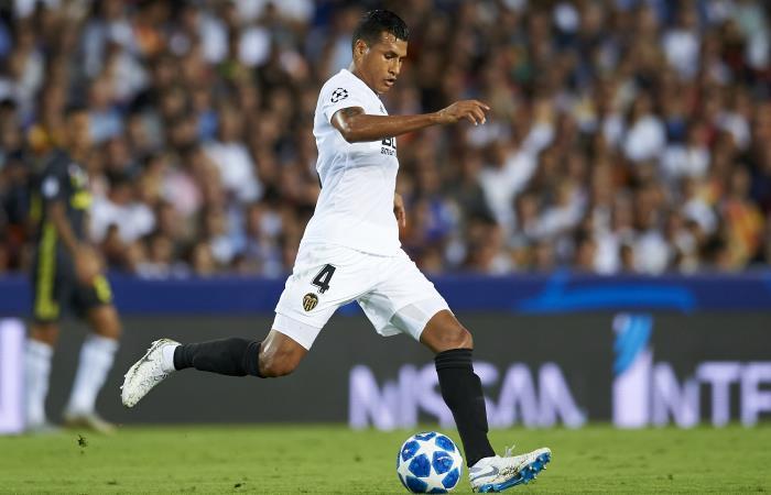 Jeison Murillo llegaría a Barcelona