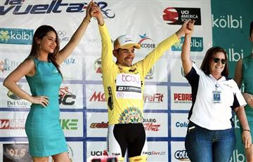 El colombiano Diego Cano sigue líder en la Vuelta a Costa Rica