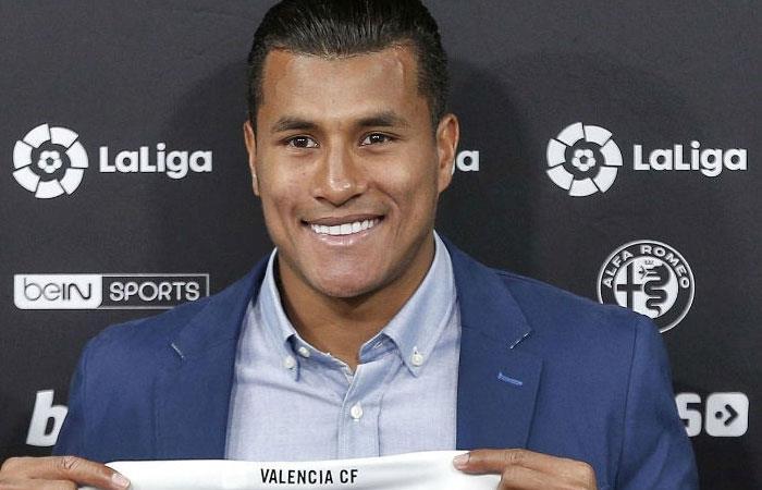 Jeison Murillo es fichado por Barcelona