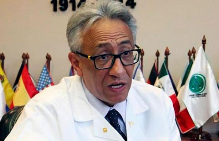 Medicina Legal: Razones de la renuncia de Carlos Valdés