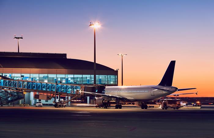 Aeropuerto El Dorado. Foto: Shutterstock
