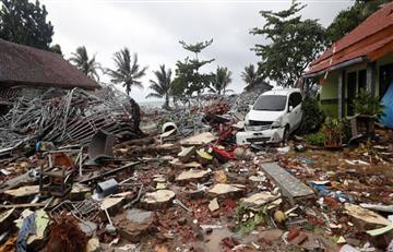 Indonesia, Colombia está contigo