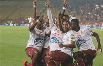 ¡Deportes Tolima está armando una delantera de lujo!