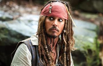 ¡Johnny Depp no va más en 'Piratas del Caribe'!