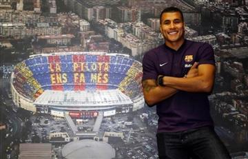 Deportivo Cali reclamó 'tajada' del paso de Jeison Murillo a Barcelona